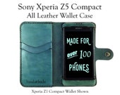 Xperia Z5 Compact Leather...