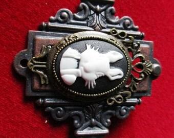 Mr. Rabbit Pin