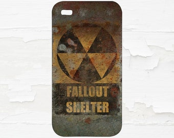 Fallout Inspired Cell Phone Case - iPhone Case - iPod Touch 5 Case - Samsung Galaxy Case