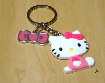 Hello Kitty Charm / Keychain / Pendant (Various Designs)