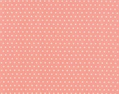 Vintage Picnic - Spot in Pink - Bonnie and Camille for Moda - 55128 13 - 1/2 Yard