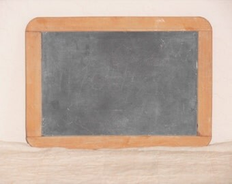 Antique Primitive Chalkboard