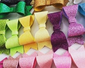 Single sheets ONLY 1 sHEET OF ea COLOR is  Available many colors of glitter felt