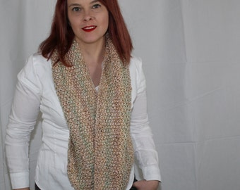 Soft Knit Cowl - Cream