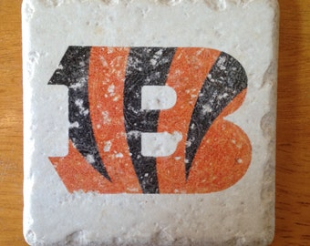Cincinnati Bengals Coasters Set of 4