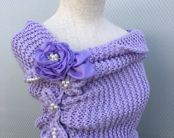 Wedding shawl, Shawl, Bridal shawl, Wedding accessories, Bridal accessories, Knitting shawl, Wedding wrap, Handmade, Bridesmaid shawl