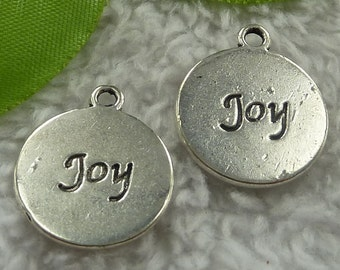 Joy Charms Antique Silver - ts1033