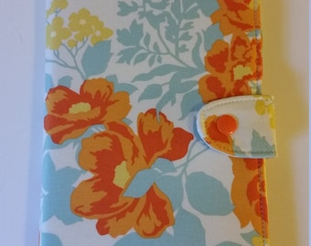 Kindle Fire 2015 Ipad Mini  Kindle Paperwhite Kindle voyage cover eReader Floral Made to order