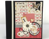 Scrapbook Mini Album Kit or Premade My Story Friends Family Girlfriends