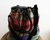 Vintage  Genuine Bag, Shoulder Bag, Handmade Handbag