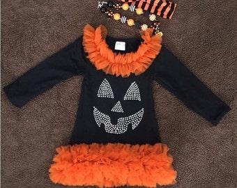 Halloween dress set