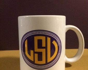 LSU Mug