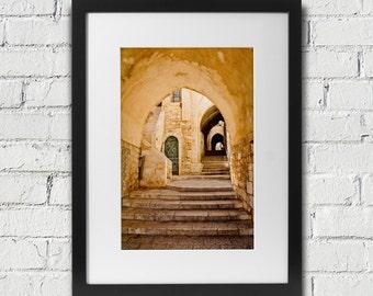 Israel Photograph - Jerusalem - Israeli Art - Jewish Decor - Israel Photos - Photo of Jerusalem