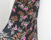 womens vintage rayon Small  skirt Kathie lee Collection