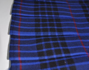Baby Kilt, 12-18m, Morgan Modern Tartan Baby Kilt, 100% 10oz Pure New Wool. Handmade in Scotland.