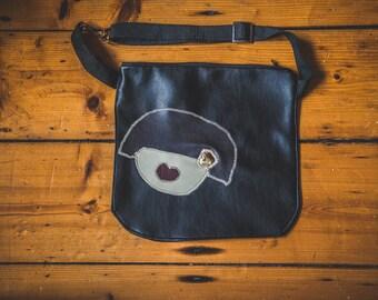 Waist Bag, Hip Bag, Flat Fanny Bag