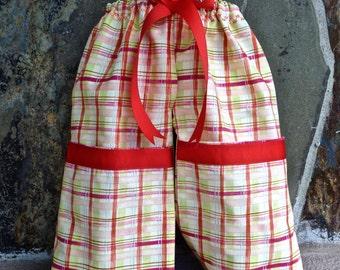 Shoe Pants Travel Bag, Separated Shoe Bag, Shoe Organization, Plaid Travel Shoe Bag, Sale Shoe Bag, Shoe Protection