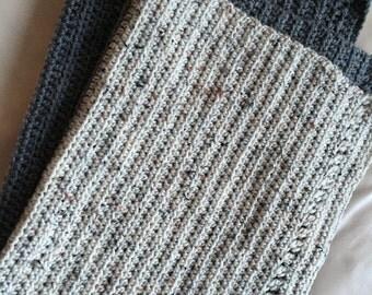 Bathroom/kitchen, cozy knit floor rug