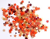 Rustic Wedding - Table Confetti - Fall Wedding - Eco-Friendly - Thanksgiving Decor - Harvest Table - Star Confetti - Party Decorations
