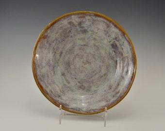 Stoneware serving bowl, pottery salad bowl, ceramic fruit bowl, stoneware pasta bowl, ceramic vegetable bowl