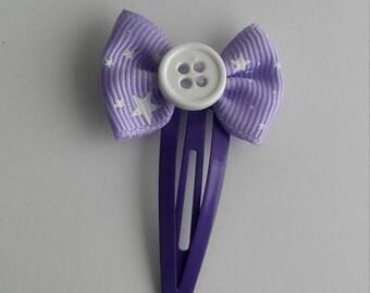 Star bright hair clip