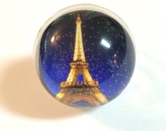 Eiffel Tower Ring - Eiffel Tower - Paris - Paris Ring - Paris Jewelry - Eiffel Tower Jewelry - Photo Ring