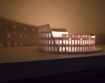 3D Printed Colosseum FREE SHIPPING!