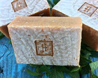 Orange-Cardamom Soap