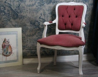 Gorgeous, Rococo Style Chair