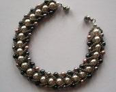 Pearl Braid Bracelet