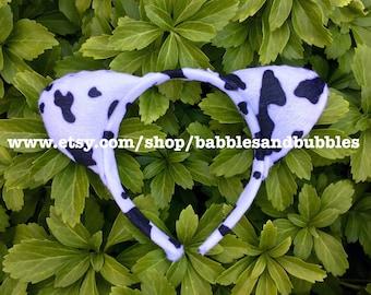 Comfortable Cow Ears Headband Halloween Costume - NEXT DAY SHIPPING!