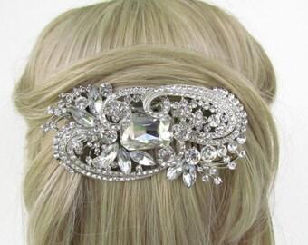 bridal hair comb, crystal bridal hair accessories,wedding hair accessories, wedding hair comb, hair accessories,rhinestone hair comb, hair