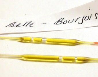 Vintage 1950s Beau Belle by Bourjois Perfume Nip Sample Vial