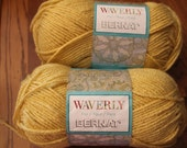 Bernat Waverly Butter Yarn