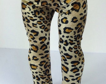 "Animal Print Leggings  ~ fits 18"" American Girl Dolls ~ Made to order"