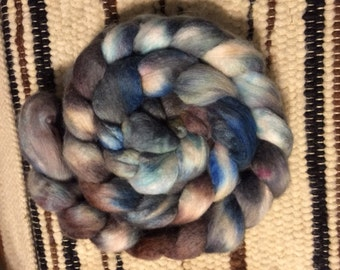 Polwarth Silk Combed Top