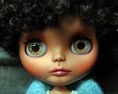 Custom Factory Dark Neo Blythe Doll - Quincy