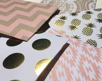 Pretty Envelopes-Set of 5