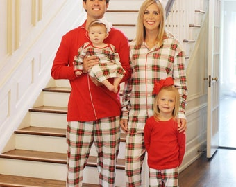 Christmas pajamas | Etsy