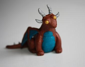 Rusty the Dragon