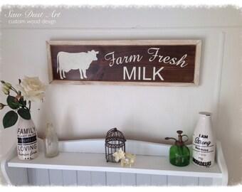 Country farmhouse sign