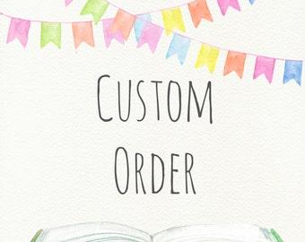 Custom Trolls Little Golden Book Recycled Journal