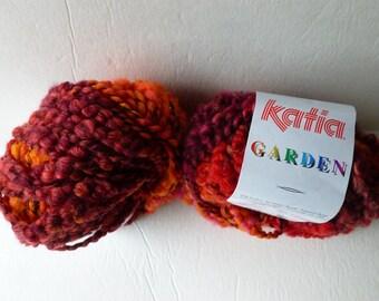 Yarn Sale  -  Sunset 204 Garden  by Katia
