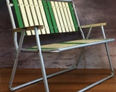 Additional Shipping for Vintage Folding Aluminum Chair Bench ATTN susam1000