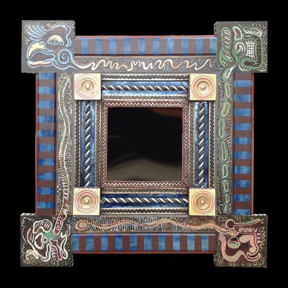 Mayan Mirror