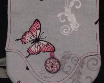 Baroque Butterflies (3) Petit Pocket