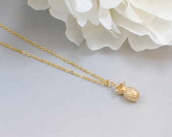 The Jess Necklace - Gold