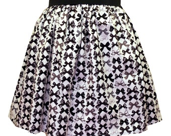 Lolita Bows Full Skirt