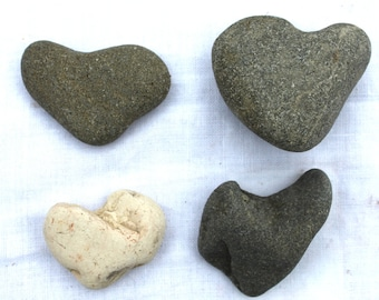 heart shaped pebbles hearts stones sea rocks craft tools supplies jewelry supply mosaic and art&craft (6)