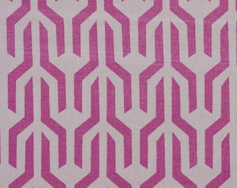 Serena and Lily Kuba Fabric in Orchid - Fabric by the Yard
